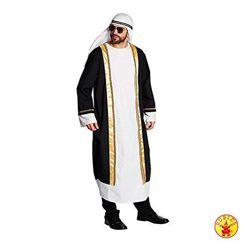 Beduinen Kostüm - Rubie's NEU Herren-Kostüm, Araber mit Kopftuch,