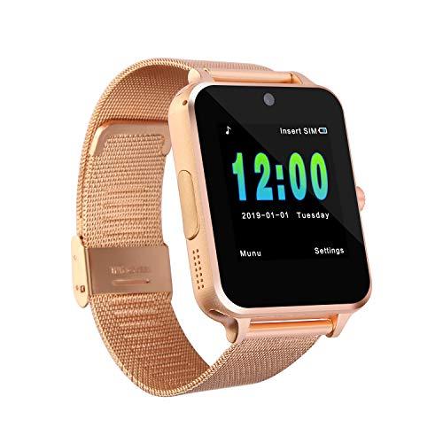 Intelligente Elektronik Unterhaltungselektronik Szhaiyu Metall Smart Uhr Armband Herz Rate Blut Sauerstoff Uhr Fitness Tracking Band Smartwatch Fitness Tracker Android Ios SchöNer Auftritt