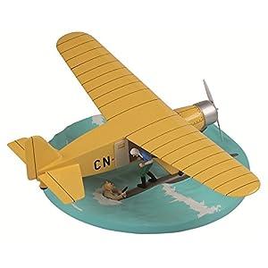 Maqueta de colección Tintín El Hidroavión CN-3411 40027 (2011) 12