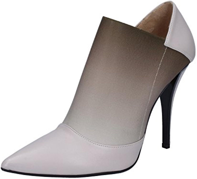 Gianni Marra Damen Pumps Grau Grau 2018 Letztes Modell  Mode Schuhe Billig Online-Verkauf