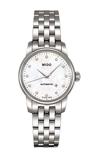 Mido Damenuhr-Automatik Baroncelli Ii Ø 29mm M76004691