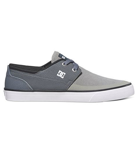 DC Wes Kremer Homme 2 Chaussures S Skate Charcoal Grey