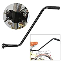 Bike Parent Handle Grab Safety Pole Bicycle Steerer Control Kids Bicycle Quick Release