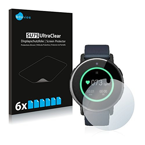 Savvies Schutzfolie kompatibel mit Acer Leap Ware (6 Stück) - ultraklare Bildschirmschutz-Folie
