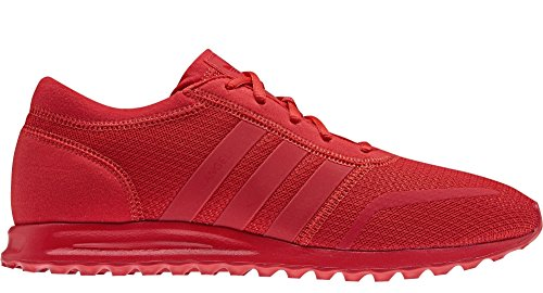 adidas Herren Los Angeles Sneaker Rot (Core Red/Core Red/Core Red)