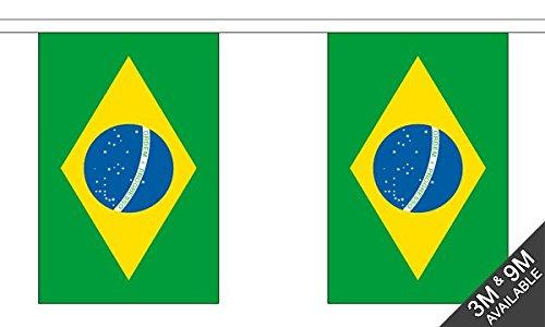 Brasilien GIANT Wimpelkette