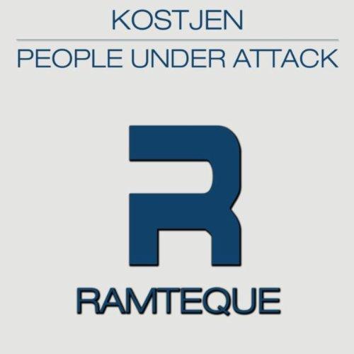 people under attack de kostjen sur amazon music