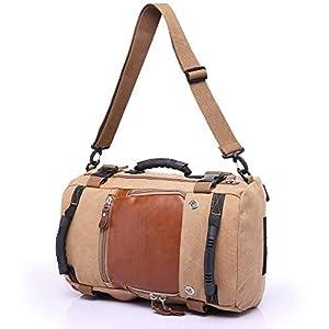 CCMOOÉlégant Voyage Grande Capacité Sac À Dos Homme Bagages Sac À Bandoulière Ordinateur Backpacking Hommes Fonctionnel ersatile Sacs