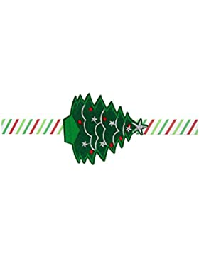 Zhhlaixing Kids Baby Girls Headbands Elastic Christmas Tree Hairband Headdress Hair Accessories for Girls Infant...