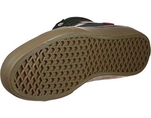 Vans Herren Sk8-Hi Hightop Sneaker Black/Gum