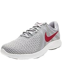 new product 7425c 5f750 Nike Herren Revolution 4 EU Laufschuhe Schwarz