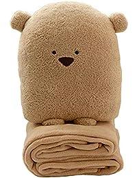 Mädchen Kaninchen Faux Pelz Muff Handwärmer Home Office Warm Pelz Handschuhe