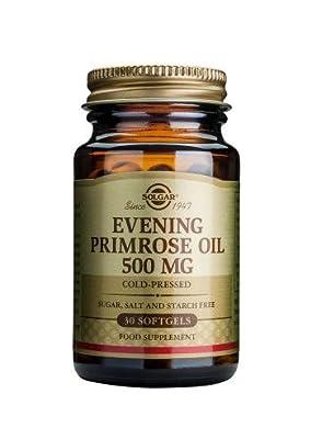 Solgar Evening Primrose Oil 500 Mg Softgels, 30 from Solgar