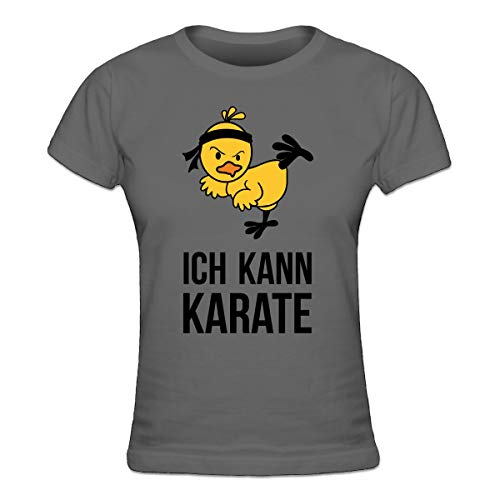 Shirtcity Ich kann Karate Frauen T-Shirt by