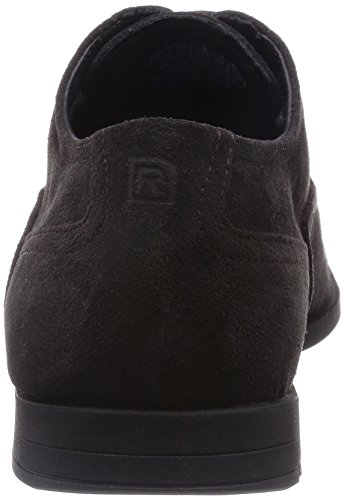 Rockport Asd Plain Toe, Derbies à lacets homme Marron (Dk Bitter Chocolate)