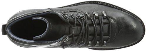 Joop! Kosmas Mid Lace Calf/Chicco, Chaussures Bateau Homme Noir - Noir (900)