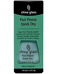 China Glaze Fast Freeze Quick Dry Goutte Séchant 14 ml