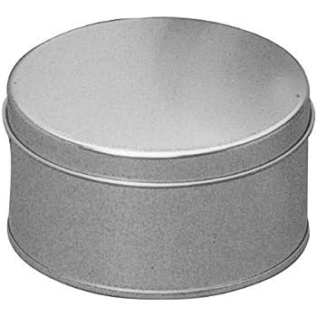 10 Blechdosen mit Schraubdeckel, 150ml: Amazon.de: Küche