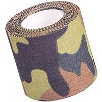 P Prettyia Sport Selbstklebende Tarnung Band Camouflage Bänder Baumwolle Band 5cm Breite preisvergleich bei billige-tabletten.eu