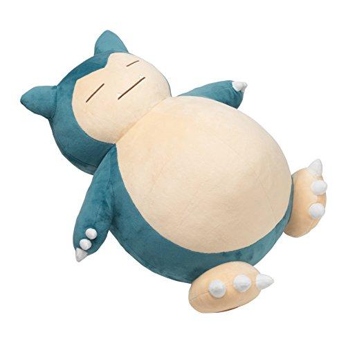 "Pokemon Center Japón 18""Snorlax Gigante de Peluche de Peluche"
