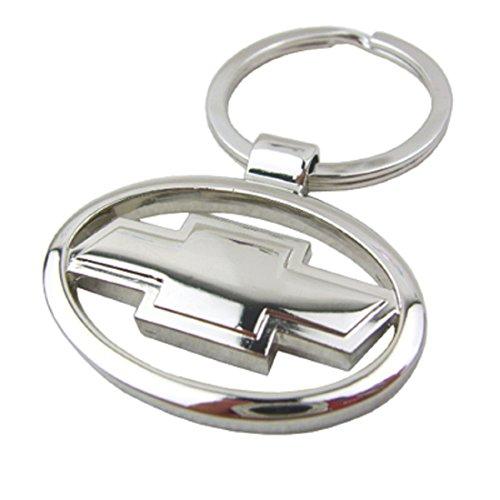 chevrolet-logo-chrome-auto-in-metallo-portachiavi-portachiavi