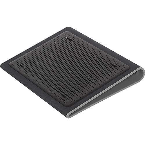 VSousT Laptoptisch Laptop-Kühler stummschalten Laptop-Lüfter-Kühlbasis 17-Zoll-Computer-Kühler-Kühlgestell -