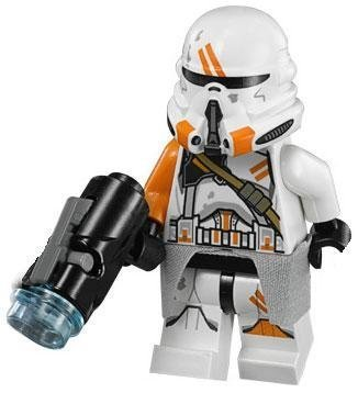 LEGO Star Wars Minifigur Airborne Clone Trooper (sw523)