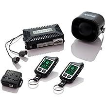 2 way FM para FM LCD para alarma de coche mando a distancia ultrasónico de bloqueo