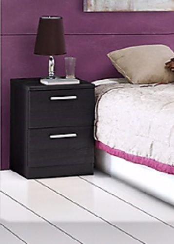 Canterbury-Bronte--Mesita-con-2-cajones-color-negro