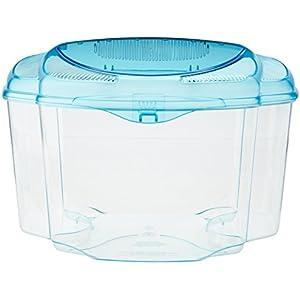 Living World 61910 Small Pals Pen - Transportbehälter für Kleintiere, Fische und Reptilien, 8.5 L