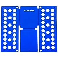 Flexifoil Miracle Fold – Doblador de Ropa de Adultos Super Rápido, de Aspecto Profesional en Segundos. Ideal Para Camisas, Camisetas, Pantalones Y De Lavandería (Tamaño 40 cm)