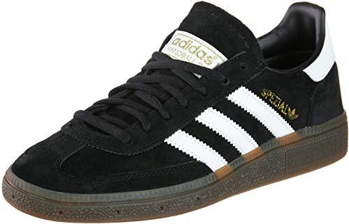 adidas Herren Handball Spzl Gymnastikschuhe, Nero Core Black/FTWR White/Gum5, 44 2/3 EU