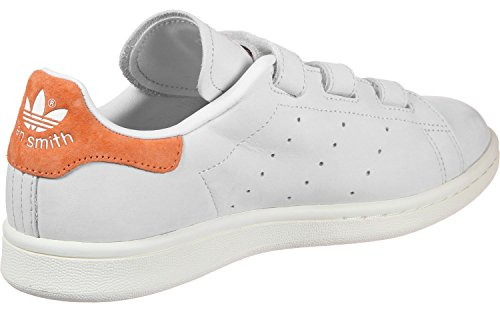 adidas Stan Smith CF W, Chaussures de Gymnastique Femme Blanc Cassé (Crystal White S16/crystal White S16/legend Ink F17)