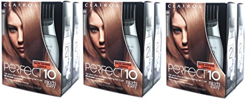 lot-de-3-clairol-nice-n-easy-perfect-10-85-a-blond-champgne-moyen