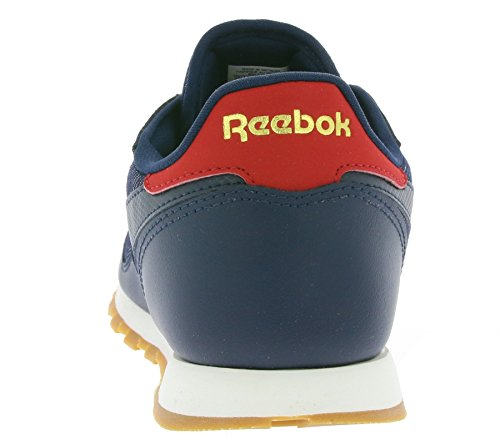 Reebok Classic Leather DG AR2042 Kinder Schuhe Blau