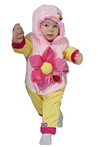 Ciao 14355-I giuggiolosi disfraz Baby 6-12 mesi Rosa/Giallo