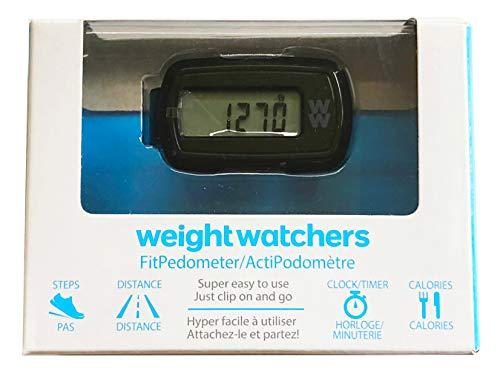 Weight Watchers Fit Pedometer/Schrittzähler - Schritte, Dinstanz, Zeit, Kalorien/SmartPoints 2018