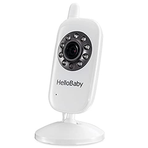 HelloBaby Additional Camera Child Unit Add-on Camera for HB24 HB32