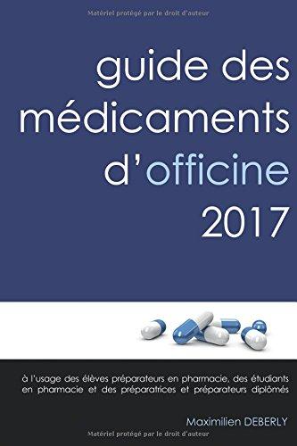 Guide des Médicaments d'Officine 2017