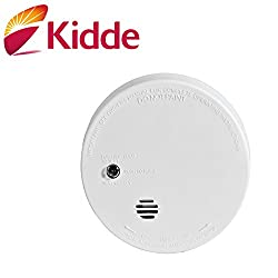 (Pack of 3) Kidde i9040EU Smoke Alarm With Fixings Ionisation Smoke Alarms by KIDDE