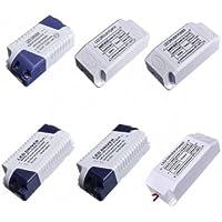 10W casa luz LED Fuente de alimentación conductor electrónico Transforme 24–36V