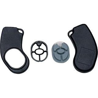 Axxatronic 24080221-CON, ABS Handheld Device Enclosure, , Black, 72 x 32 x 9,5 mm