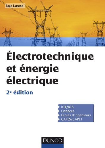 Électrotechnique et énergie électriqu...