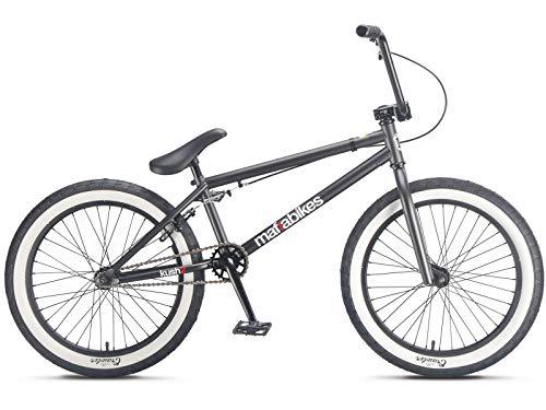Mafiabikes 20 Zoll BMX Bike Kush 2.0 viele Farben KUSH2, Farbe:Graphite