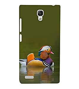 printtech designer printed back case cover for Xiaomi Redmi Note ( old 2014 edition )