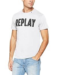 Replay Men's Kurzarm Shirt T-Shirt