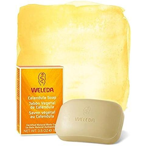 Jabón Vegetal de Caléndula - Weleda - 30 ml