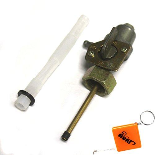 huri rubinetto benzina carburante rubinetto benzina pompa serbatoio petcock Fuel Tap Per Honda xl500r 1982