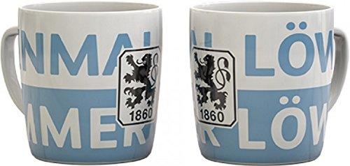 TSV 1860 München Tasse 'Schriftzug'