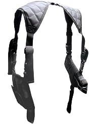 UTG Schulterholster Utg Deluxe Horizontal Schoulder Holster - Funda de armas de caza, color negro